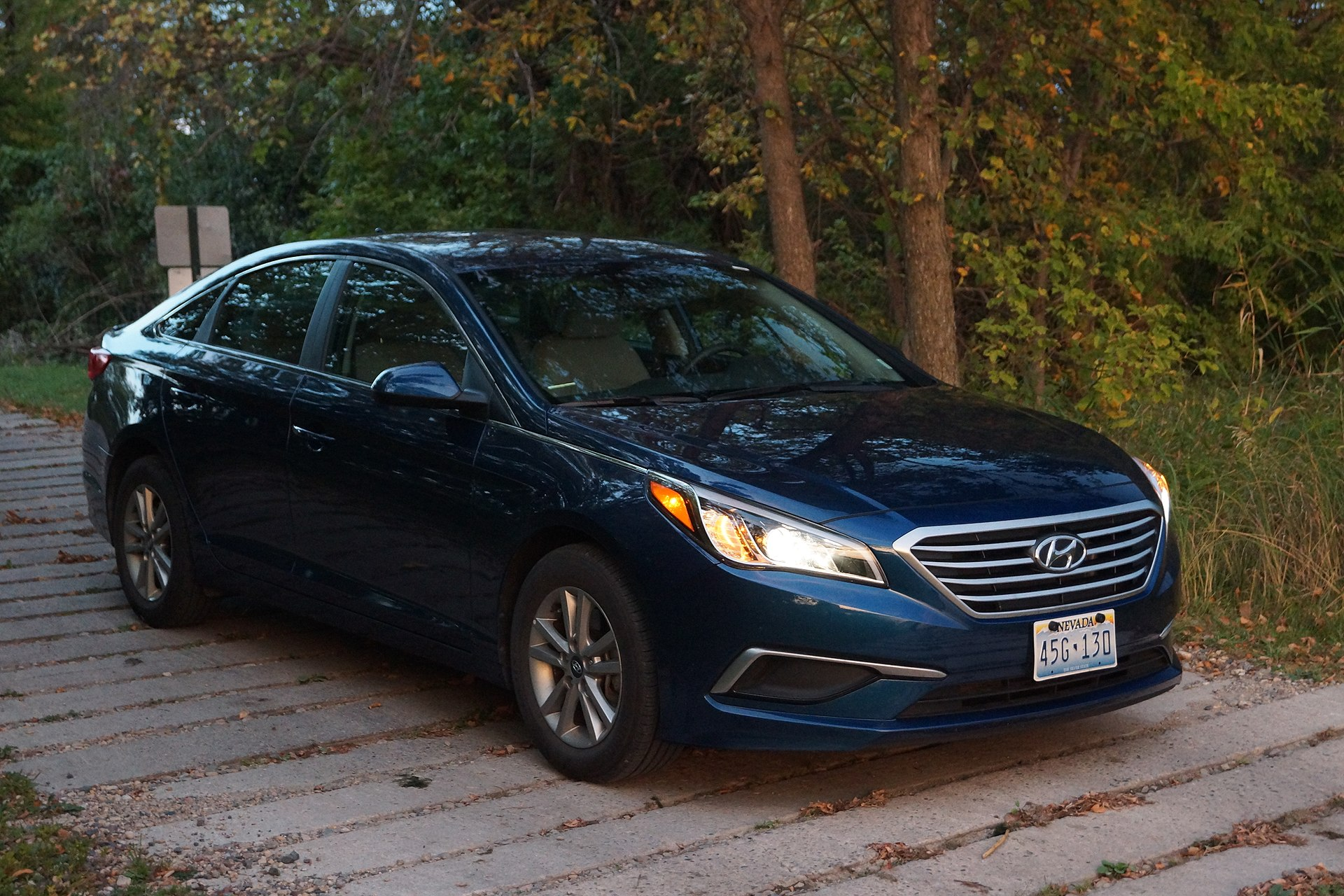 Photo of 2017 Hyundai Sonata