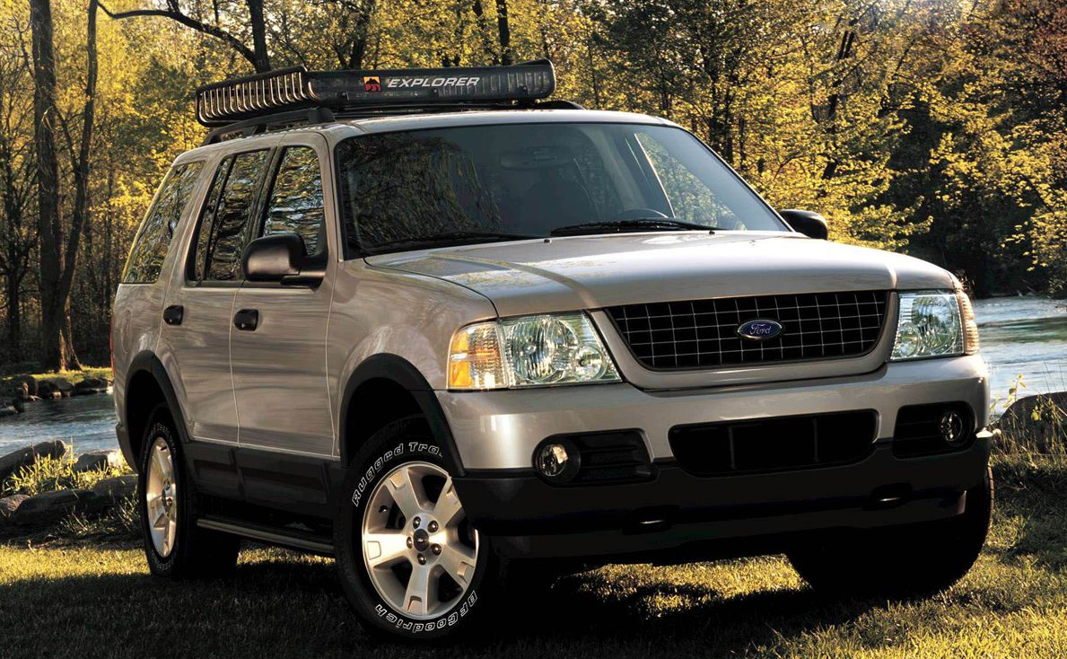 Photograph of 2004 Ford Explorer