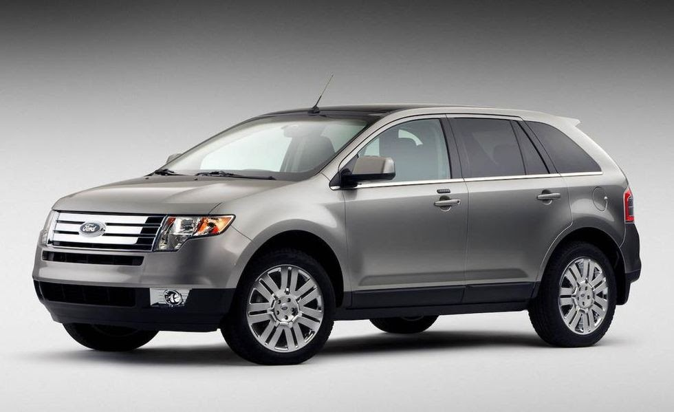 Photo of 2008 Ford Edge