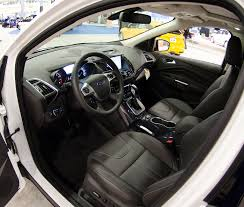 Photo of 2018 Ford Escape interior & seat belt