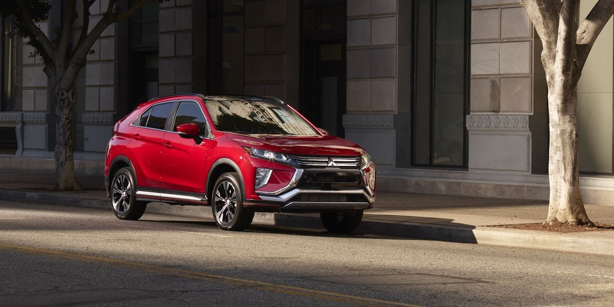 Photo of Mitsubishi Eclipse Cross
