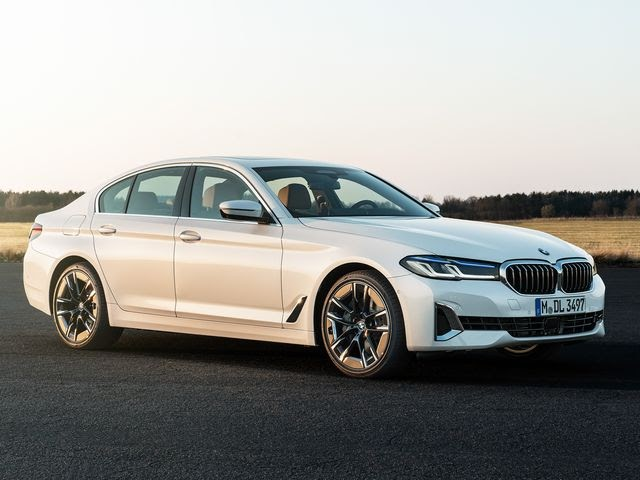 Photo of BMW 5-series