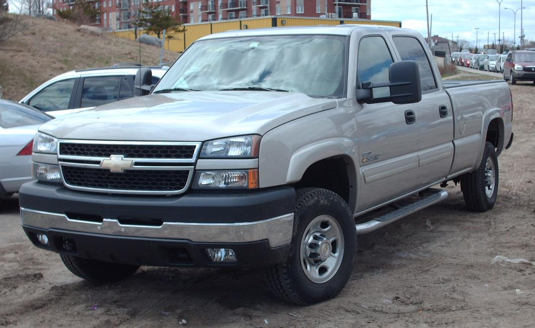 Photo of 2004 Chevrolet Silverado 2500 HD