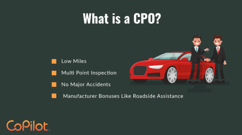 what is a cpo vehicle
