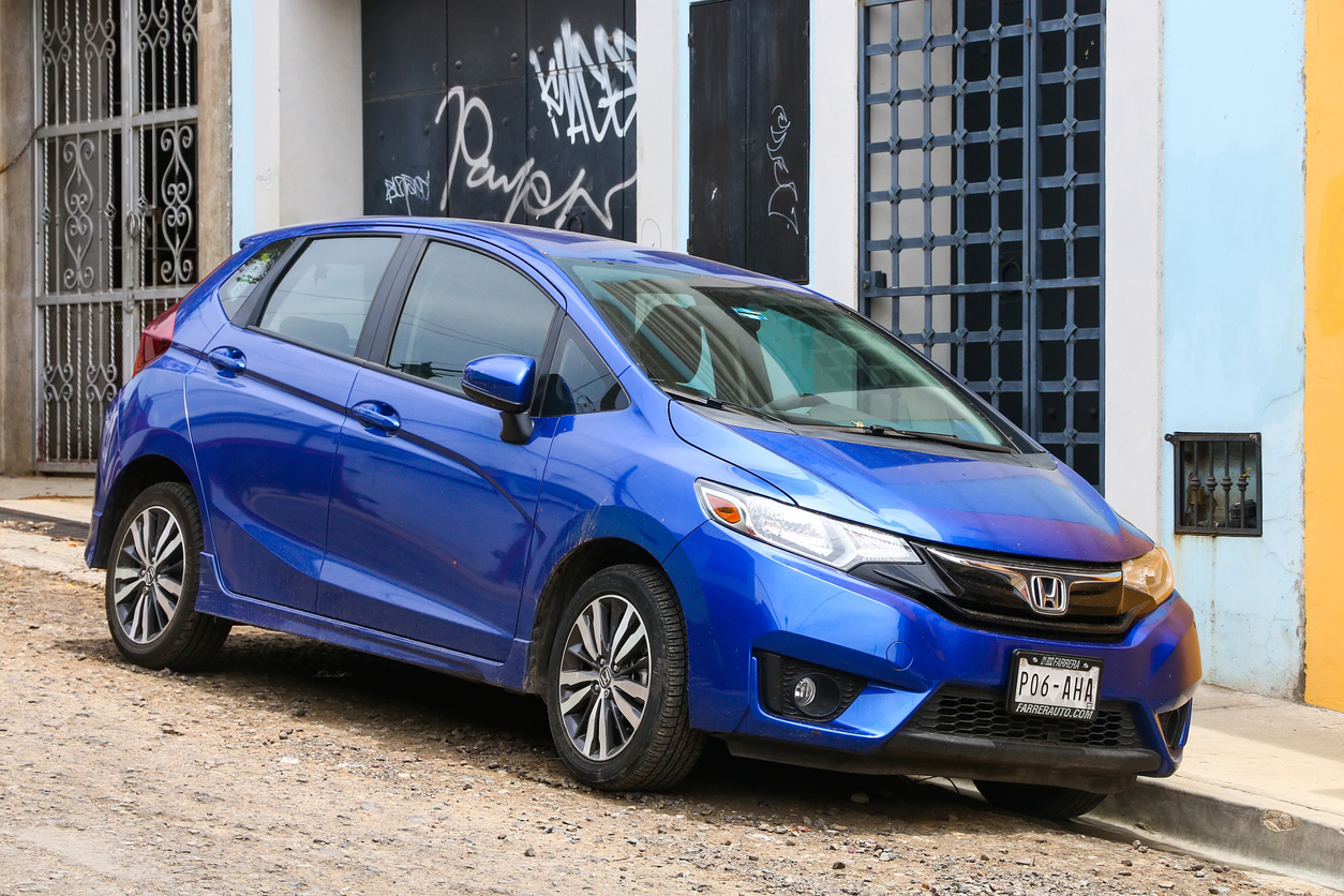 Photo of 2017 Honda Fit