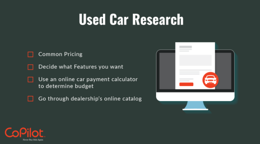 used car research