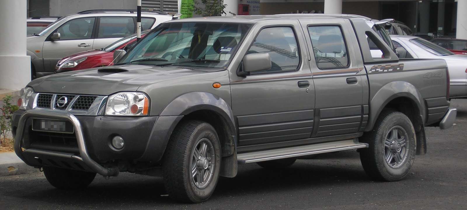 Photo of used pickup truck