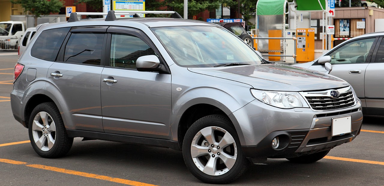 Photo of Subaru Forester, our pick for #1 best used SUV under $10k