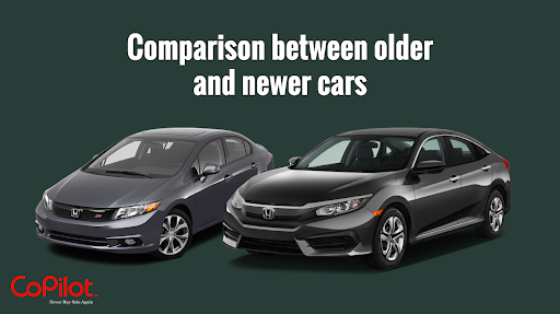 comparing new and used cars